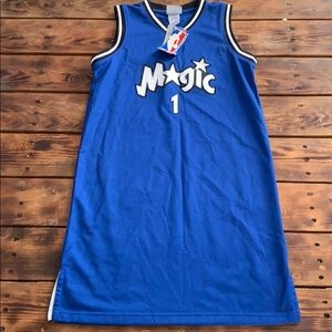 🔥Reebok Orlando Magic women's dress Sz L🔥
